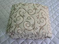 Одеяло силиконовое двуспальное евро 200*210 хлопок (2889) TM KRISPOL Украина, фото 1