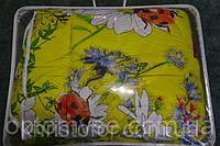 Одеяло шерстепон 140*200 поликоттон (2914) TM KRISPOL Украина