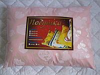Подушка тик холлофайбер 50*70 (2919) TM KRISPOL Украина