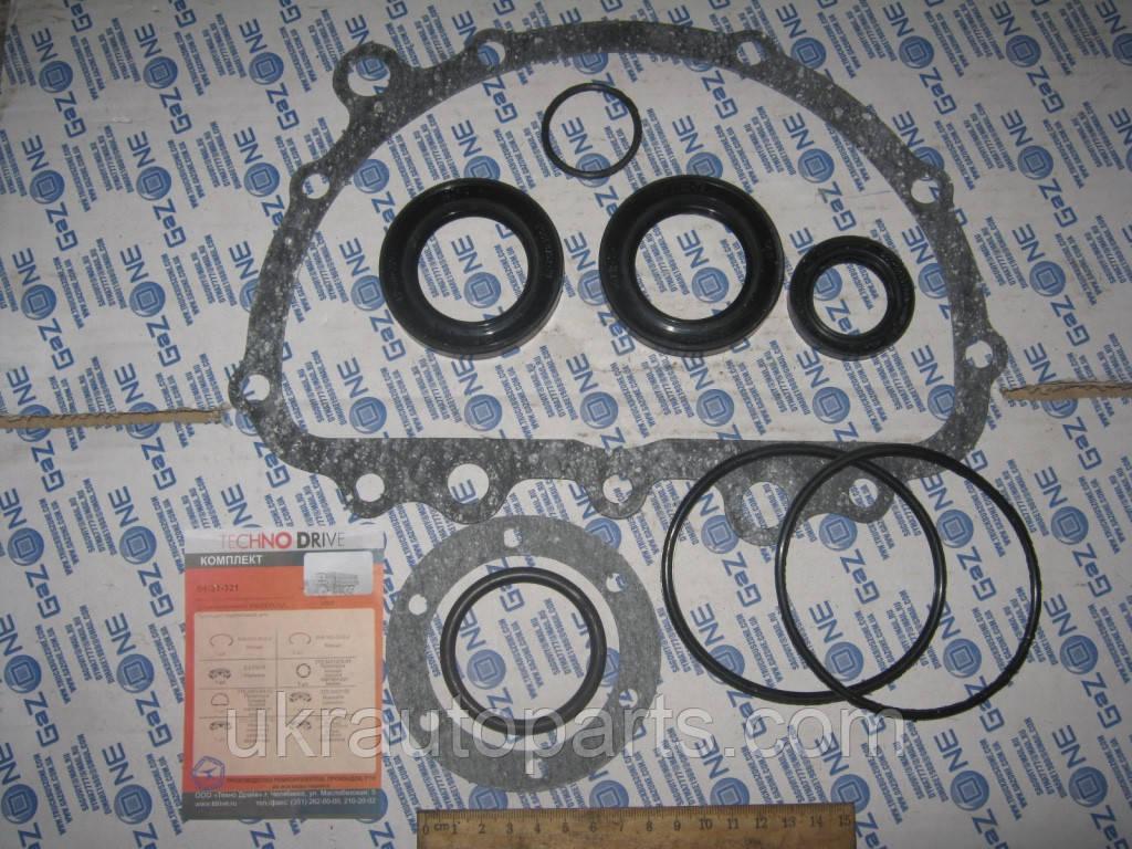 Ремкомплект рулевого механизма УРАЛ (9 единиц С ПРОКЛАДКАМИ) (ОРИГИНАЛ) (4320Я2-3400020(9ед)УРАЛАЗ)