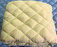 Одеяло полуторное микрофибра холлофайбер  150*210 (5041) TM KRISPOL Украина