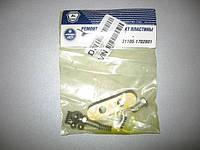 Рк КПП ГАЗ 3302 5ступ. фиксаторов штоков передач (пластина шарики пруж. прокл) (31105-1702801)