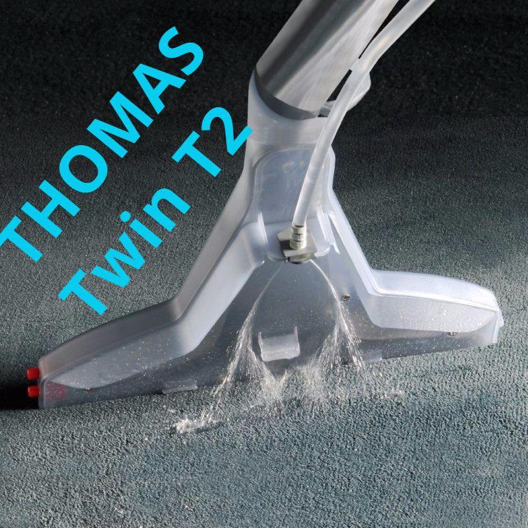Thomas Twin T2, T1, TT Aquafilter насадка с адаптером моющая для пола и ковров к пылесосу Томас до 2010 года