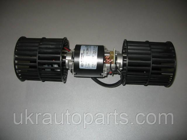 Мотор отопителя ПАЗ 24В (KORMAS) в сборе с роторами D80 (аналог ZENITH 8000) (671 131 40 24 (KORMAS))