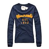 РАЗНЫЕ цвета и модели Abercrombie & Fitch original Женский свитшот пуловер джемпер свитер рубашка, фото 3