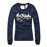 РАЗНЫЕ цвета и модели Abercrombie & Fitch original Женский свитшот пуловер джемпер свитер рубашка, фото 7