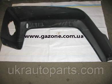 Крыло переднее ГАЗ 3307 3309 4301 (ПРАВОЕ) (3309-8403012-20) (4301-8403012-10)