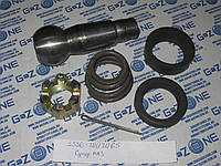 Рк рулевого наконечника МАЗ СУПЕР (6 единиц) палец/сухари/гайка/шплинт/пружина (6422-3003056-РК)