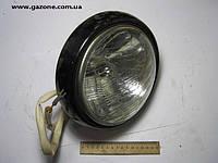Фара в сб. ФГ-122 ГАЗ 3307 ЗИЛ ПАЗ метал. (пр-во Автосвет) (ФГ122-3711010-БВ1)