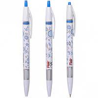 """Ручка шариковая Flair """"Passion"""" (964F) синяя"""