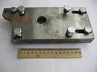 Плита переходная под 1 цилин. компрес. ЗИЛ МАЗ ПАЗ (245-3509110)