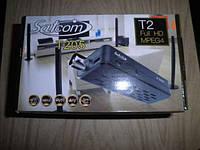 Цифровой эфирный тюнер T2  Satcom T-205