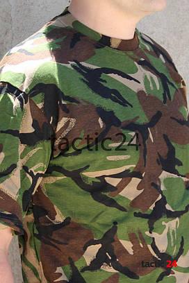 Футболка Дпм, DPM Британской армии