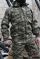 Камуфляж Уставной пиксель ВСУ  Штаны+Китель Спорт