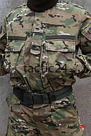 """Тактический костюм Multicam (Штаны+Китель) """"нового образца"""" (со змейками)"""
