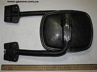 Зеркало боковое УАЗ 469 длинное со стойкой (З-1019/З-1020) (469-8201005)