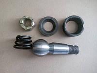 Рк рулевого наконечника КАМАЗ (5 единиц) палец/сухари/гайка/пружина (5320-3414008)