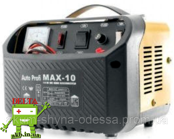 Зарядное устройство AUTO PROFI MAX-10