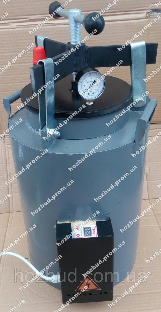 Автоклав электрический малый (цифровой регулятор)