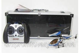 Вертолет 777-162 с гироскопом, радиоуправляемый, длина 19см