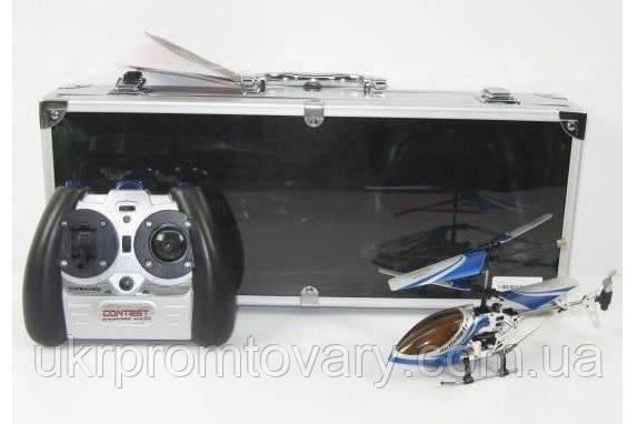 Вертолет 777-162 с гироскопом, радиоуправляемый, длина 19см, фото 2