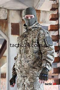 Камуфляжный костюм SOFT SHELL  Уставной ВСУ Спорт