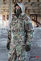 Камуфляжный костюм SOFT SHELL Мультикам Спорт