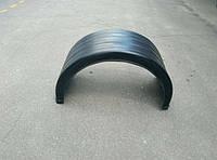 Крыло грузовое ГАЗ 3307 3309 53 рифленое защита арок задних колес (К-520)