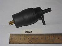 Мотор омывателя 12V ВАЗ ГАЗ чёрный (2110-5208009)