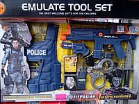 Детский игровой Набор полицейского для мальчиков