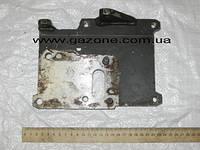 Плита переходная под 2 цилин. компрес. ЗИЛ МАЗ ПАЗ (245-3509110-А)