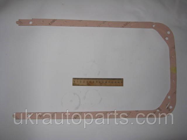 Прокладка поддона ГАЗ 4301 Двиг. 542 (МПЦК кожкартон СВЕТЛЫЙ) (542-1009070-33 (МПЦК))