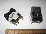 Переключатель подъема-опускания антенны ГАЗ (ЭКОНОМ) Клавиша антенны ГАЗ 2410 (П150-16.20 (ЭКОНОМ)), фото 2