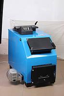 Обзор твердотопливного котла длительного горения КОТВ-16ДГ (Огонек)
