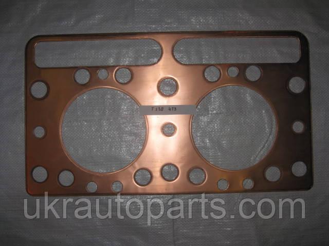 Прокладка ГБЦ Т 130 ЧТЗ пусковой двигатель (Т-130)
