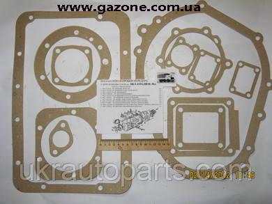 Набор прокладок КПП ЗИЛ 4331 с Двиг. 645 с демультипликатором (СпецБумага) (GO) (12единиц)  (4331-1700000)