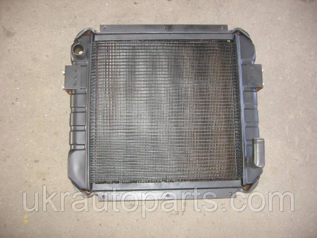 Радиатор ТАТА ЭТАЛОН ЕВРО 1 (МЕДНЫЙ) (Индия) (252550100225)