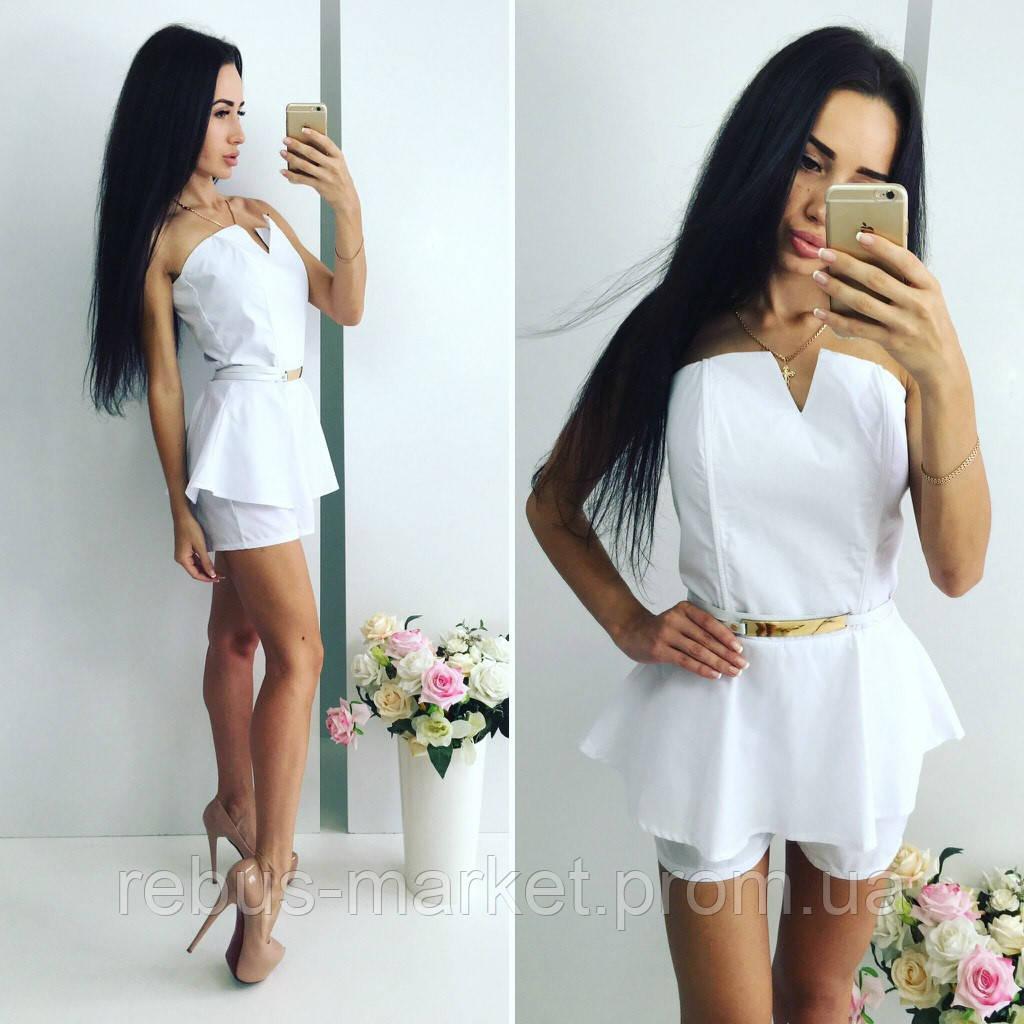 b7f72cb0e6a Женский комбинезон модный - купить по лучшей цене в Одессе от ...