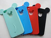 Чехол на iPhone 4, 5, 6, 6+ Микки Маус