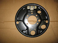 Щит тормоза задний ГАЗЕЛЬ левый в сборе Опорный диск заднего моста левый (3302-3502013)