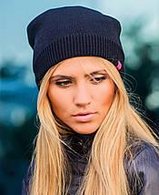 Женская вязаная шапка   SK house sk , фото 3