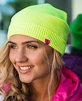 Женская вязаная шапка | SK house sk