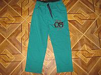 Детские спортивные брюки для мальчика 8 лет коттон Турция