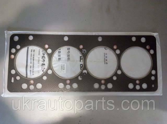 Прокладка ГБЦ Jac 1020 (YSD490Q--01020a)