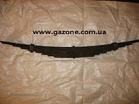 Рессора задняя дополн. 9 лист. ГАЗ 53 (53-2913012-10)