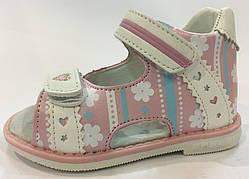 Детские босоножки на девочку модные 20-25 рр. ТОМ.М