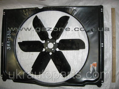 Кожух радиатора ЗИЛ 130 (130-1309012)