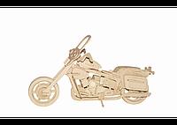 3D пазл мотоцыкл (3 доски), фото 1