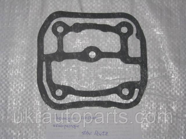 Прокладка компрессора Двиг. Deutz головки (паронит) (Deutz)