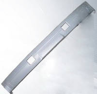 Бампер передний ПАЗ пластик серый (3205-2803010-20)